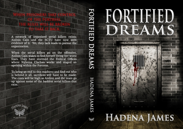 Fortified Dreams by Hadena James full cover.jpg